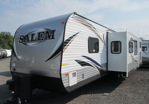 Salem 31BKIS 2014 #roulotte #trailer #RVing #VR #camping