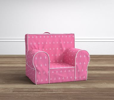 Pink Anchor My First Anywhere Chair® #pbkids