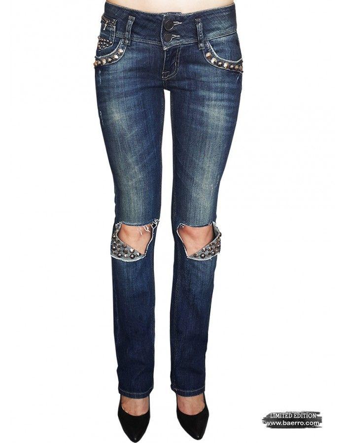 Eskalo Straight  Leg  Baerro jeans. #baerro #FashionTrendandDesignStudio