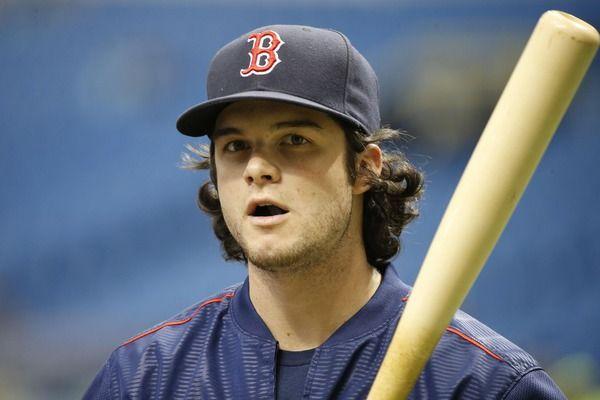 Mlb Execs Tab Red Sox S Benintendi As Baseball S Top Prospect Yardbarker Com Andrew Benintendi Baseball Baseball Stadium