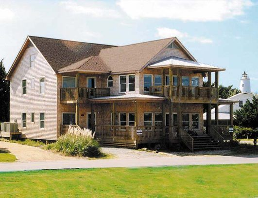 260 best ocracoke island realty vacation rentals images on - 4 bedroom cabins in north carolina ...