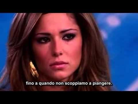 Danny Evans canta per la sua moglie X FACTOR (Sottotitolo italiano) - YouTube