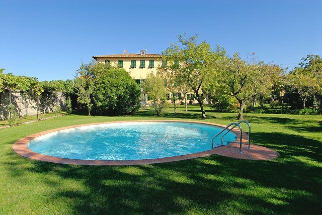 Elegant Vacation Villa for Rent in Lucca, Tuscany   Italy Vacation Villas
