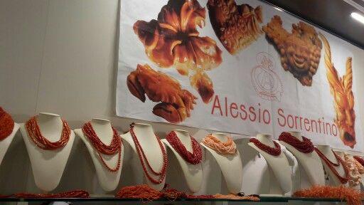 Collane corallo Alessio Sorrentino
