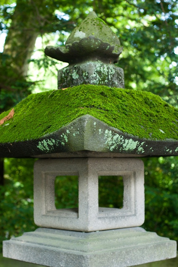 147 best Japanese Stone Lanterns/Basins images on Pinterest ...
