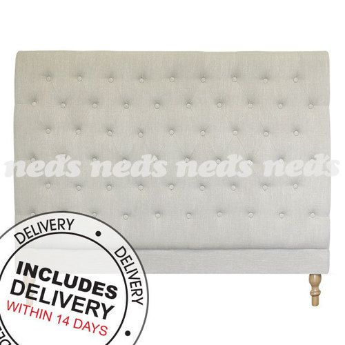 Chesterfield Bedhead - Taupe