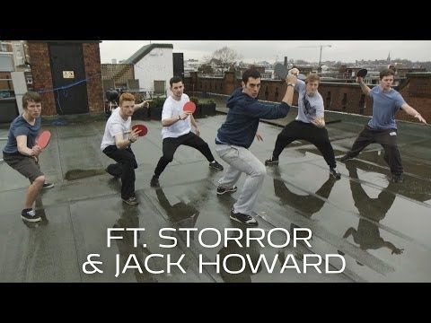 ▶ Ping Pong Meets Parkour ft. Storror & Jack Howard - Pepsi Max. Unbelievable #LiveForNow - YouTube