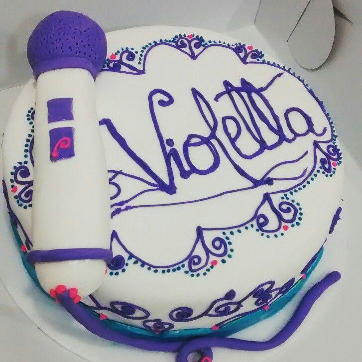 Violetta tortas temáticas