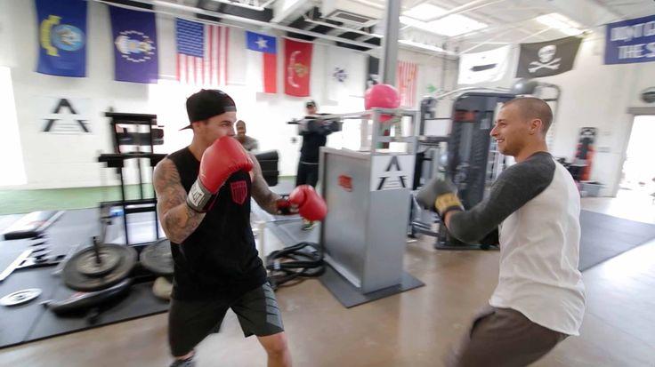 cool Nitro Circus Visits Adaptive Training Foundation