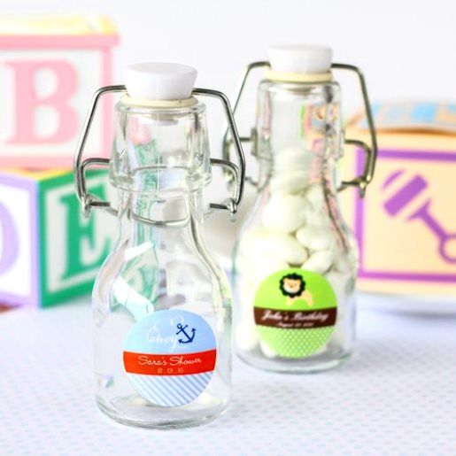 make your own baby shower favors