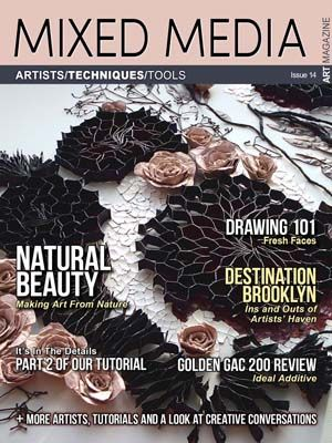 Mixed Media Art Magazine - Our Latest Issue