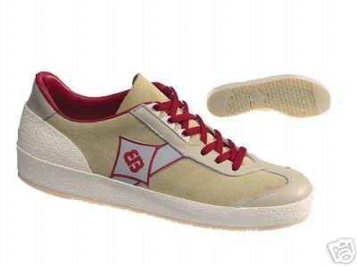 Brütting Roadrunner Laufschuh Sportschuh Freizeit Sneaker beige Gr 48 - http://on-line-kaufen.de/bruetting-5/48-eu-bruetting-schuhe-roadrunner-beige-made-in