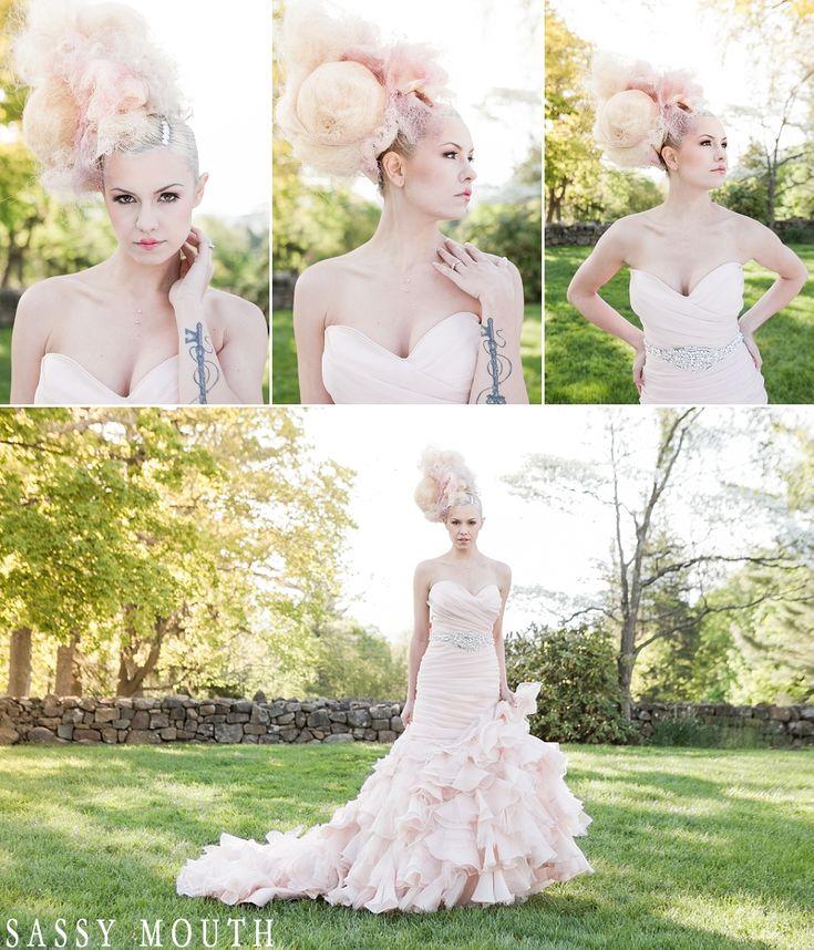 Woodland Fashion Photography