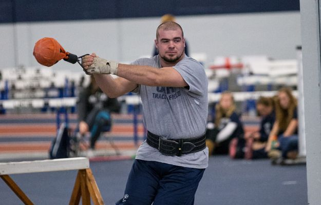 College Shot Put Star Ends Career Early To Donate Bone Marrow To A Stranger