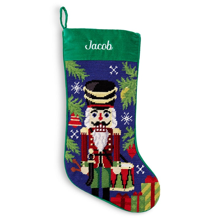 9 best stockings images on pinterest christmas crafts merry needlepoint stockings solutioingenieria Images
