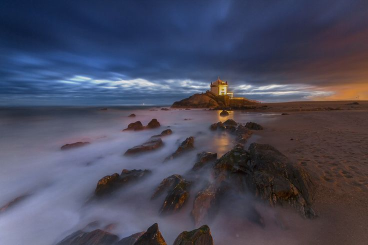 Chapel on The Rocks by Paulo Penicheiro on 500px