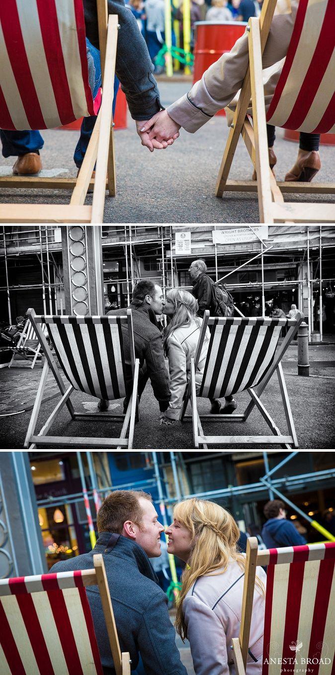 London Bridge Engagement Shoot by Anesta Broad Photography