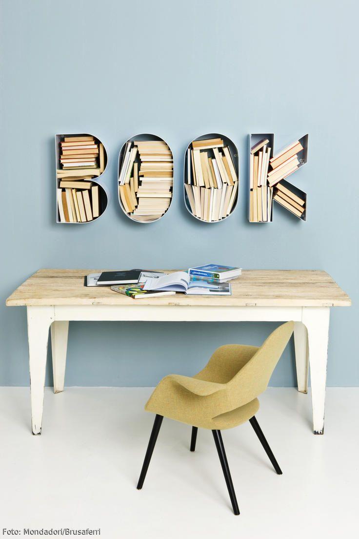 Für viele ist ein Leben ohne Bücher unvorstellbar und nicht nur bekennende Bücherwürmer präsentieren ihre Schätze stolz in der Wohnung: Die Kochbuchsammlung in der Küche, das zerlesene Lieblingsbuch neben der Badewanne, Fachliteratur und Überbleibsel aus der Studienzeit im Arbeitszimmer, ein Regal voll geliebter Bilderbücher im Kinderzimmer – Bücher machen aus einem Haus ein Zuhause.     Ob als Teil der…