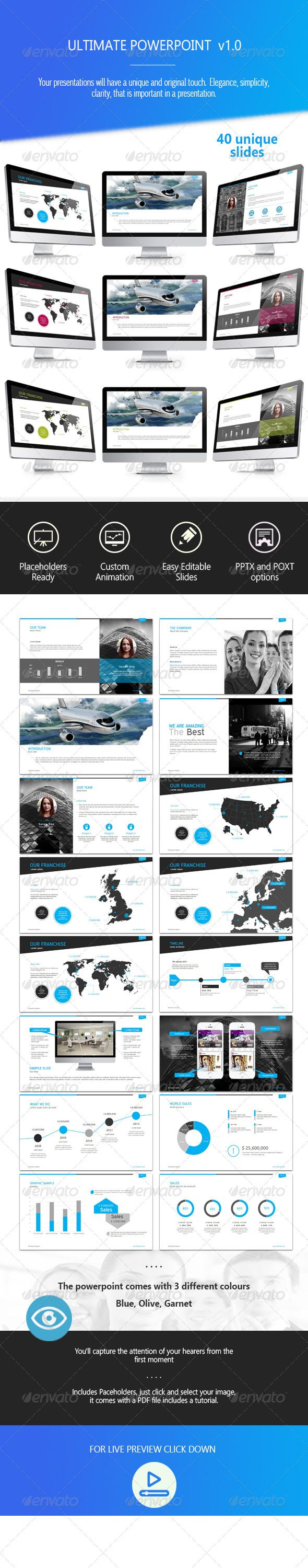 1x1.trans Ultimate Powerpoint Version (Powerpoint Templates)