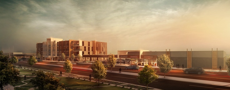 Griffith Mixed Use Development