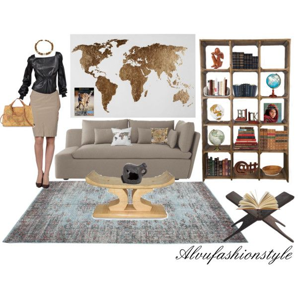 National Geographic - Fashion & Design by alvufashionstyle on Polyvore featuring interior, interiors, interior design, Casa, home decor, interior decorating, NOVICA, Uttermost, National Geographic Home and Dot & Bo