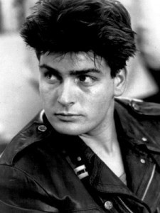 Charlie Sheen in Ferris Bueller's Day Off