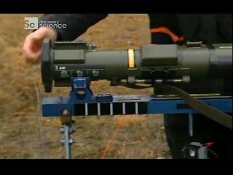 Anti Tank Zırh Füzesi AT4 Yeni Teknoloji