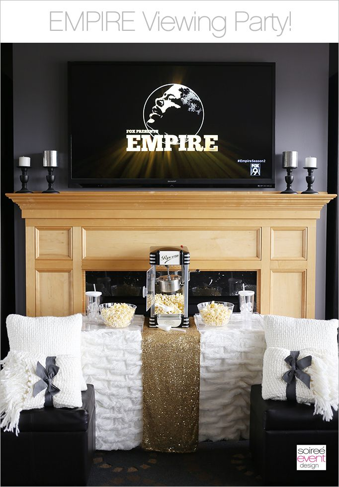 Top 10 Tips for the Busy Hostess - How to Host an Empire Viewing Party!  #TargetStyle #ad #Empire #TeamCookie