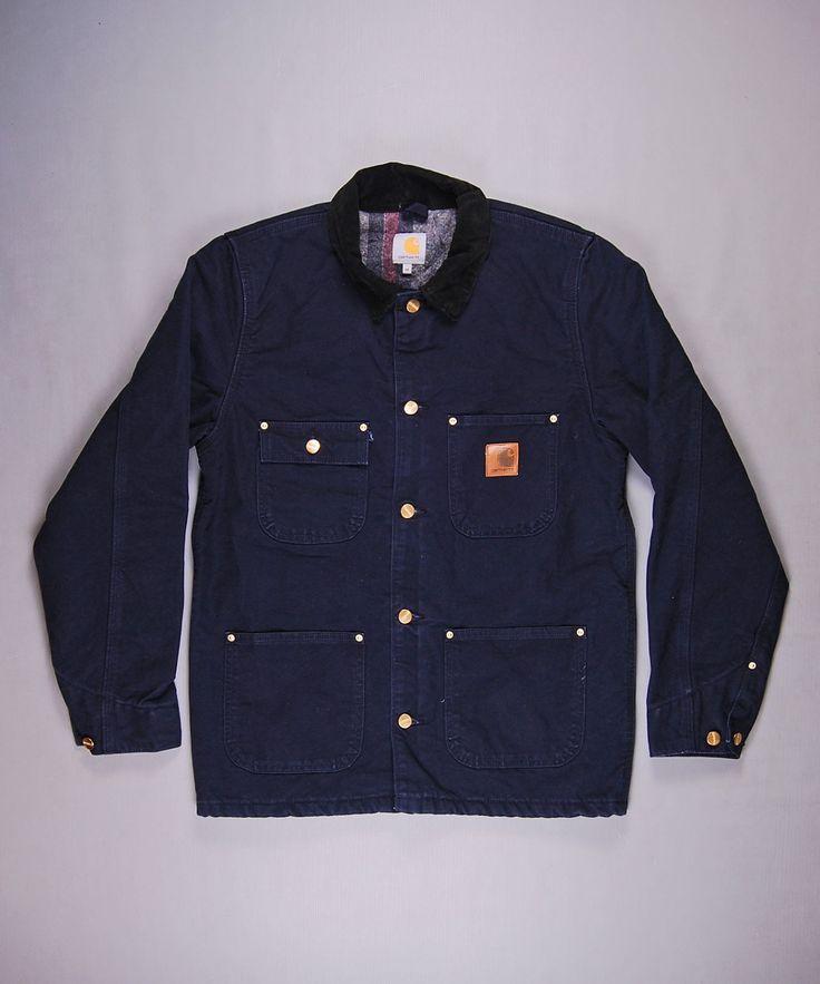 The Homme Depot : Carhartt Chore Jacket