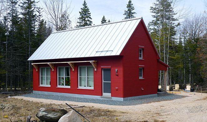 Fantastic 1100 Square Foot Energy Efficient Prefab House Plan By Go Logic Largest Home Design Picture Inspirations Pitcheantrous