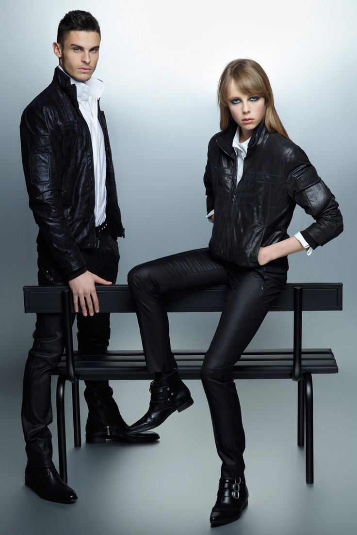 Baptiste Giabiconi is the Ultimate Gentleman for Karl Lagerfeld Fall/Winter 2012 Campaign