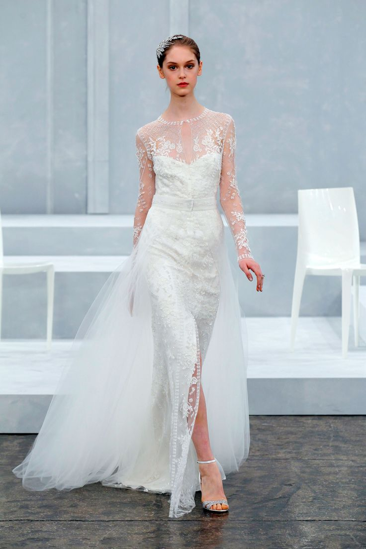 177 best Wedding Dresses we love images on Pinterest | Wedding ...