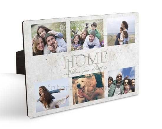 Cornice fotografica 30x20 Home