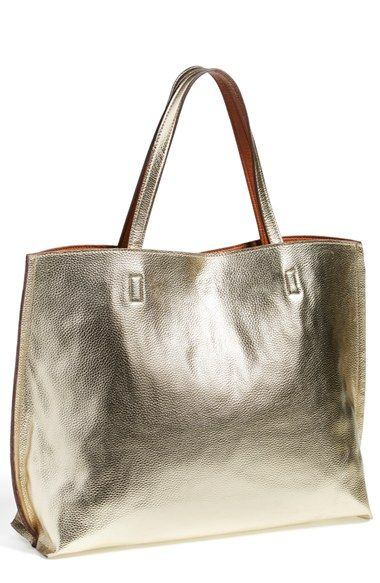 Street Level Reversible Faux Leather Tote Wristlet Juniors Available At Nordstrom Alternatives Pinterest Bags Fashion And