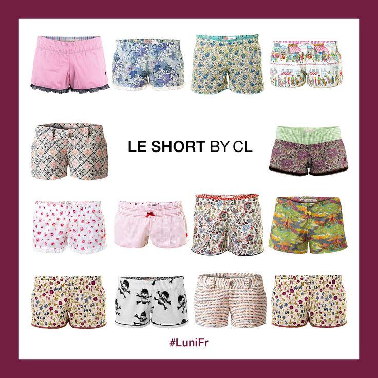 Nouveau créateur sur Luni.fr : Le Short by CL, le premier caleçon pour femme fabriqué en France http://luni.fr/catalog/category/view/s/le-short-by-cl/id/1212/ #createur 🇫🇷 #madeinfrance #short #calecon #cocooning #createurfrancais #minishort #modefemme #fashion #shorties #shopping #frenchtouch #luni #lunifr