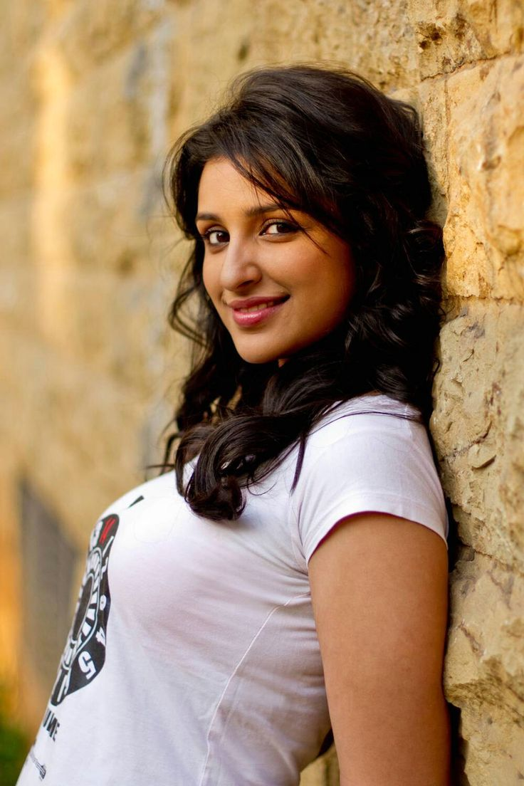 parineeti chopra. i'm not generally a fan of girlie-girls, but
