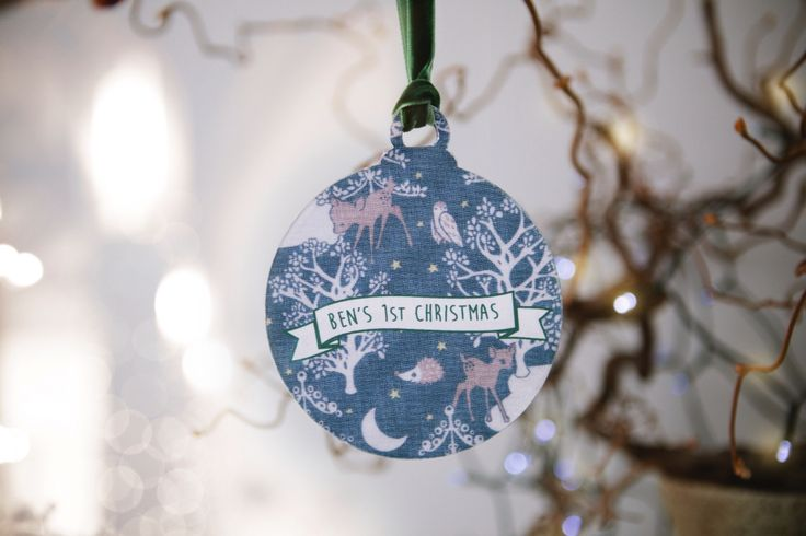 Personalised Bauble