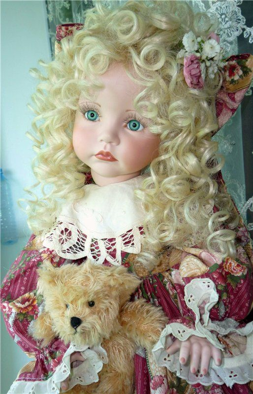 68 Best Images About Linda Rick Dolls On Pinterest Alice