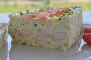 terrine de poisson avec thermomix, voila une recette facile pour cuisiner une terrine avec votre thermomix, un plat pour toute la famille.