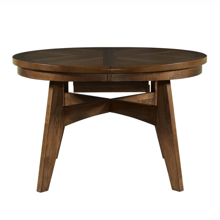 $510 Powell 698-413 Powell Café Tiburon Round to Oval Dining Table