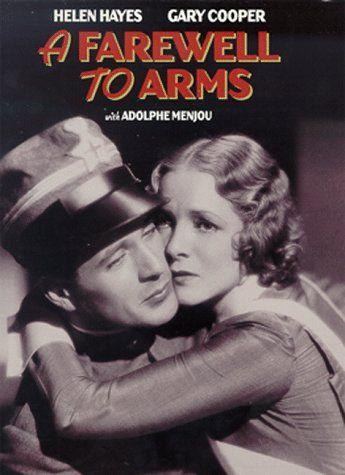 Adiós a las armas (1932) EEUU. Dir.: Frank Borzage. Drama. I Guerra Mundial - DVD CINE 9
