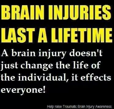 Concussion Quotes Glamorous 93 Best Brain Injury Images On Pinterest  Brain Injury Awareness . Design Inspiration