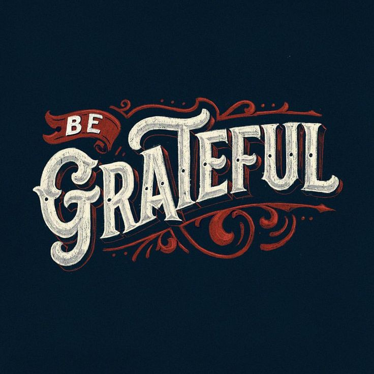 """""""Be Greatful"""" by Ilham Herry"""