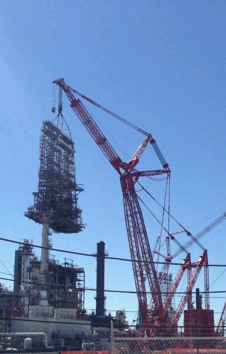 1.6M lbs 'Piece 'a cake' Overhead Crane Operator Training OSHA & ANSI Compliant www.scissorlift.training