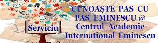 Centrul Academic Internaţional Eminescu: USTURĂ TARE BICIUL LUI GHEORGHIEȘ