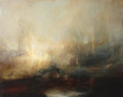 William Turner....real masters are timeless, no explanation needed, just letting the painting absorb you from within.