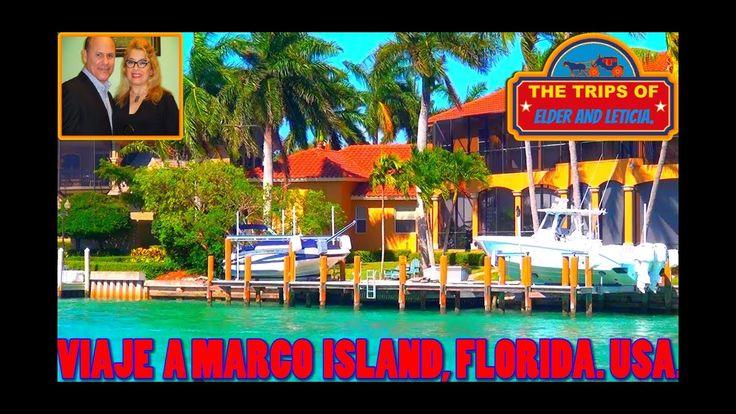Viaje a Marco Island, Florida  USA.  Los Viajes de Elder y Leticia.  Guerreros del camino. Gente ordinaria para viajes extraordinarios.  Salimos de Miami y empezamos a conducir en nuestro camino a Marco Island una ciudad a más de 100 millas de Miami y nuestra primera parada fue en Everglade Safari Park donde visitamos una tienda con diferentes artículos que representan la vida en Los Everglade, y vimos un gran caimán en el agua. Entonces seguimos manejando a Marco Island