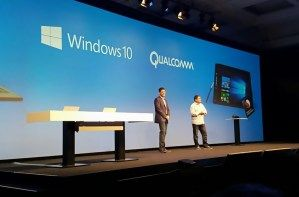 Microsoft, Qualcomm Partner to Bring Windows 10 Desktop Apps to ARM Chipsets