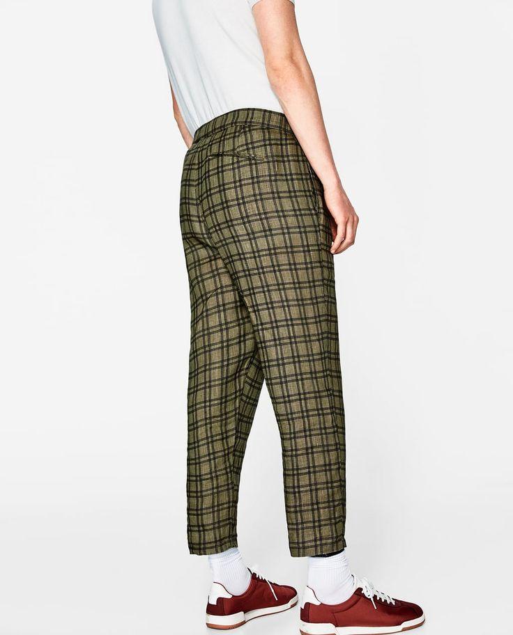 Favoloso Oltre 25 fantastiche idee su Pantaloni di lino da uomo su  WO76