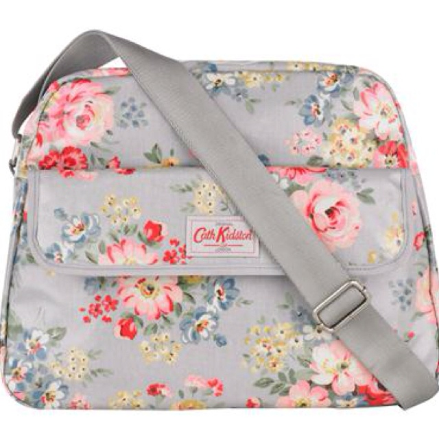 I would love to have this Cath Kidston bag